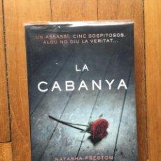 Libros: NATASHA PRESTON - LA CABANYA. Lote 275118613
