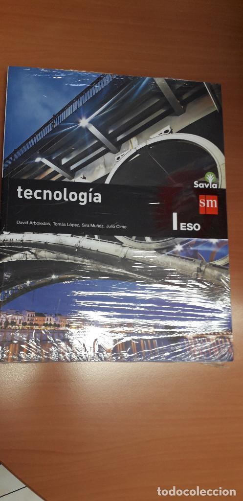 11-00654-ISBN-9-788467-576108 - TECNOLOGIA SM- 1º ESO (Libros Nuevos - Libros de Texto - ESO)