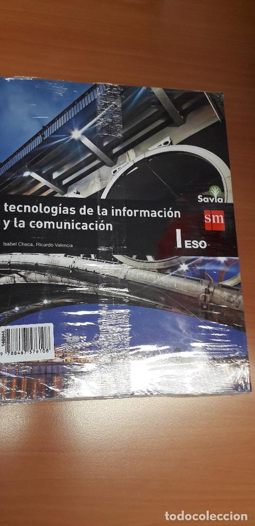 Libros: 11-00654-ISBN-9-788467-576108 - TECNOLOGIA SM- 1º ESO - Foto 2 - 276173368