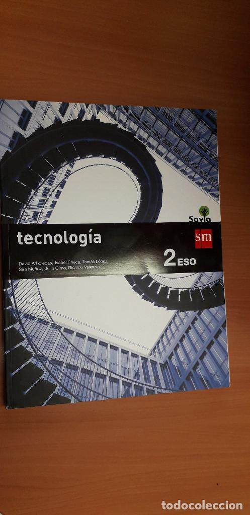 11-00655-ISBN-9-788467-576933 - TECNOLOGIA SM- 2º ESO (Libros Nuevos - Libros de Texto - ESO)