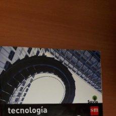 Libros: 11-00655-ISBN-9-788467-576933 - TECNOLOGIA SM- 2º ESO. Lote 276173638
