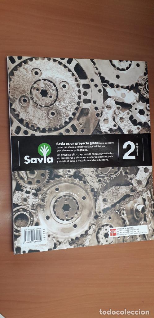 Libros: 11-00655-ISBN-9-788467-576933 - TECNOLOGIA SM- 2º ESO - Foto 2 - 276173638