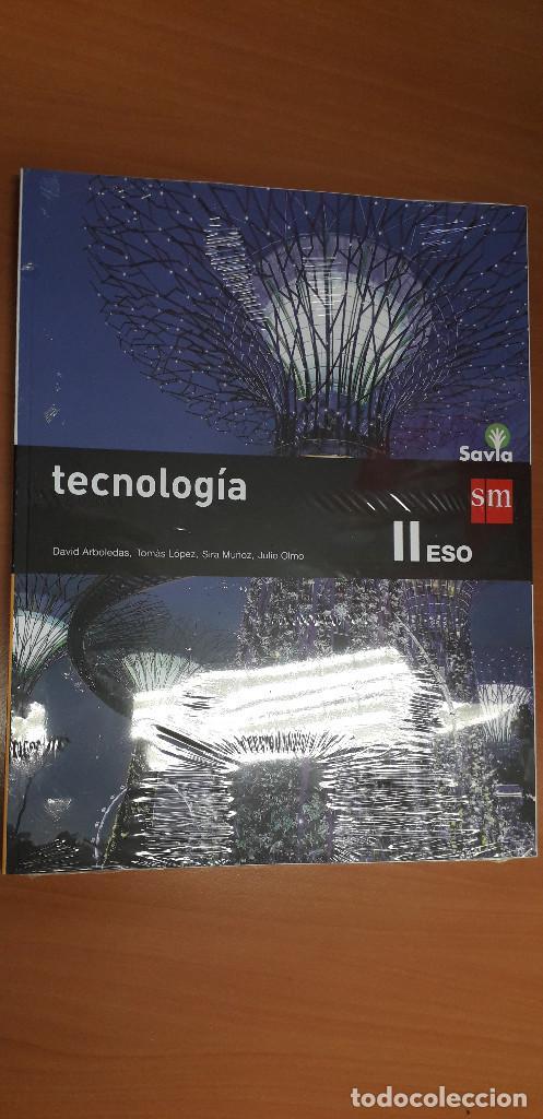 11-00656-ISBN-9-788467-589634 - TECNOLOGIA SM- 2º ESO (Libros Nuevos - Libros de Texto - ESO)