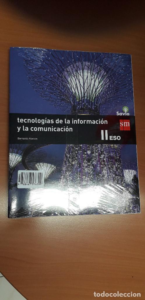 Libros: 11-00656-ISBN-9-788467-589634 - TECNOLOGIA SM- 2º ESO - Foto 2 - 276173748