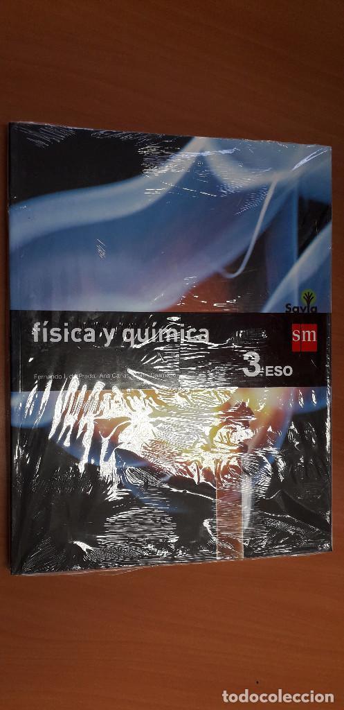 11-00657-ISBN-9-788467-576375 - FISICA Y QUIMICA -3º ESO (Libros Nuevos - Libros de Texto - ESO)