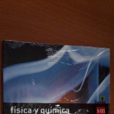 Libros: 11-00657-ISBN-9-788467-576375 - FISICA Y QUIMICA -3º ESO. Lote 276173883