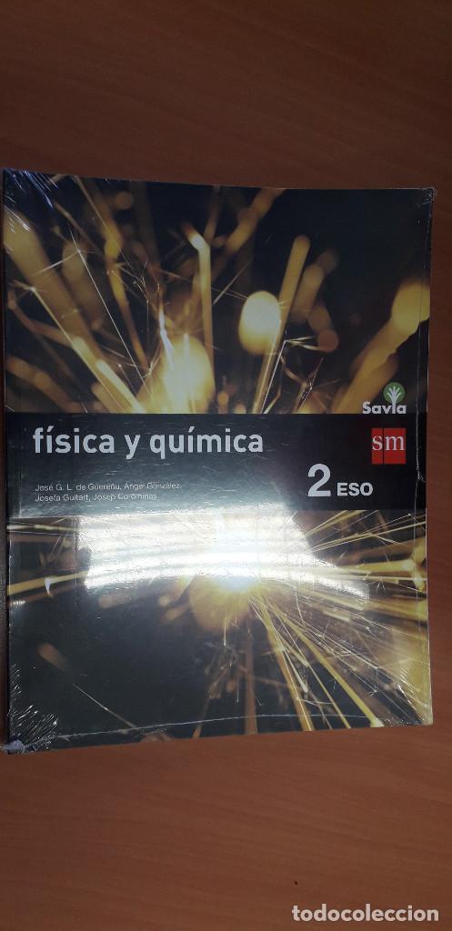 11-00658-ISBN-9-788467-586817 - FISICA Y QUIMICA -2º ESO (Libros Nuevos - Libros de Texto - ESO)