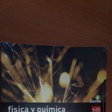 Libros: 11-00658-ISBN-9-788467-586817 - FISICA Y QUIMICA -2º ESO. Lote 276174013