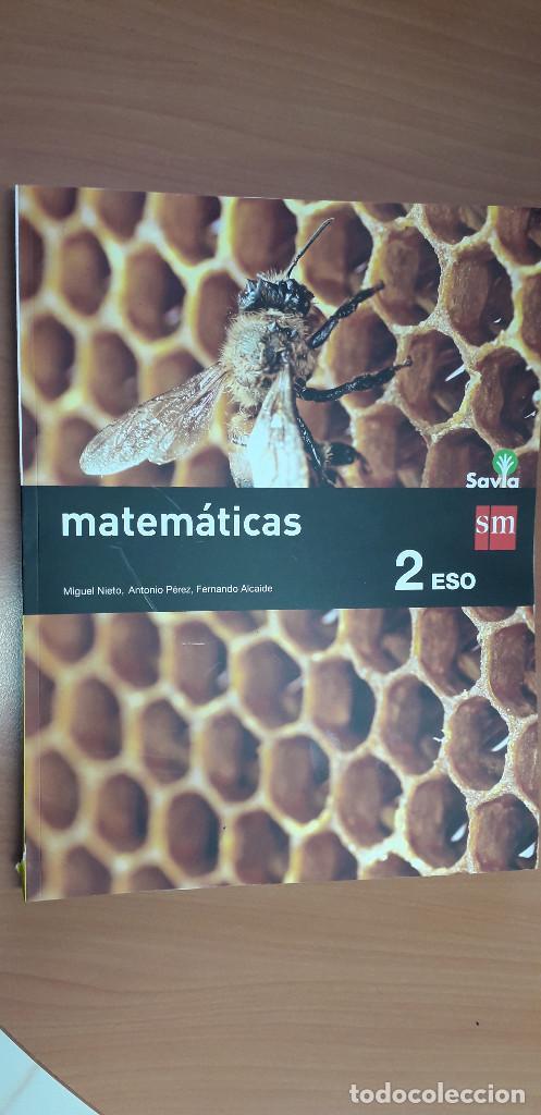 11-00659-ISBN-9-788467-586787 - MATEMATICAS -2º ESO (Libros Nuevos - Libros de Texto - ESO)