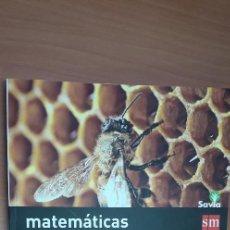 Libros: 11-00659-ISBN-9-788467-586787 - MATEMATICAS -2º ESO. Lote 276174103