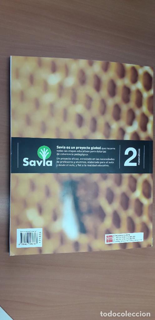 Libros: 11-00659-ISBN-9-788467-586787 - MATEMATICAS -2º ESO - Foto 2 - 276174103