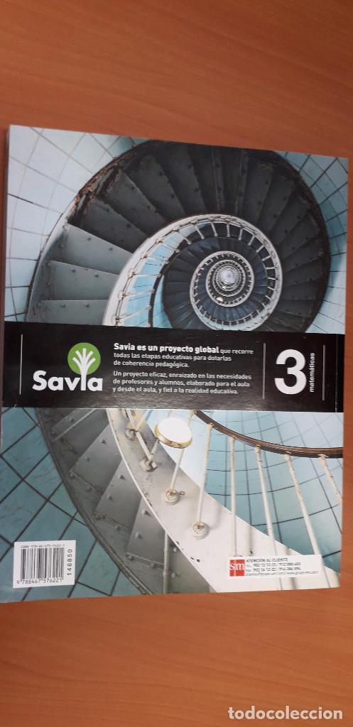 Libros: 11-00660-ISBN-9-788467-576221 - MATEMATICAS -3º ESO - Foto 2 - 276174258