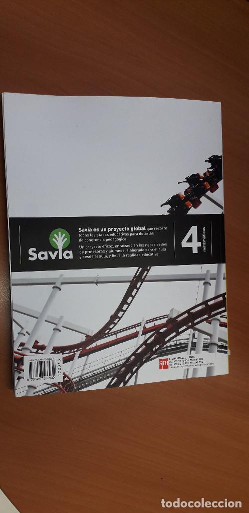Libros: 11-00661-ISBN-9-788467-586930 - MATEMATICAS -4º ESO - Foto 2 - 276174413