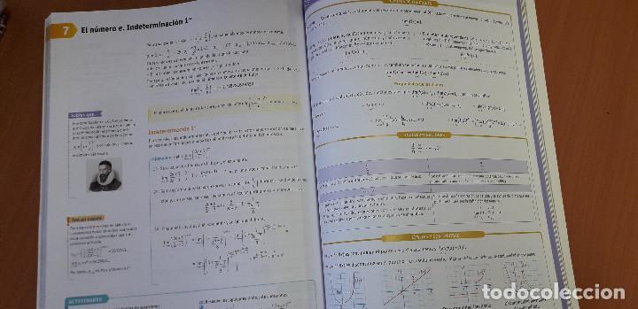 Libros: 11-00662-ISBN-9-788467-586930 - MATEMATICAS -4º ESO - Foto 4 - 276174653