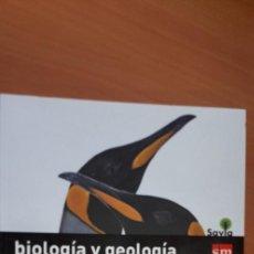 Libros: 11-00663-ISBN-9-788467-575996 - BIOLOGIA Y GEOLOGIA -1º ESO. Lote 276175848