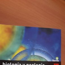 Libros: 11-00664-ISBN-9-788467-576009 - BIOLOGIA Y GEOLOGIA -3º ESO. Lote 276175958