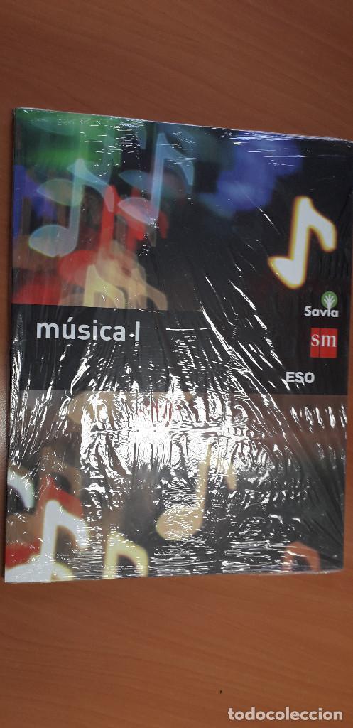 11-00665-ISBN-9-788467-586831 - MUSICA -1º ESO (Libros Nuevos - Libros de Texto - ESO)