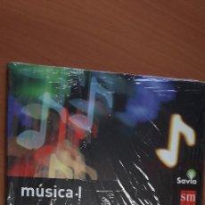 Libros: 11-00665-ISBN-9-788467-586831 - MUSICA -1º ESO. Lote 276176023