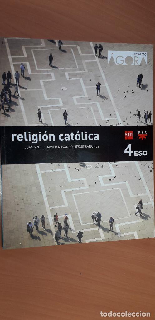 11-00666-ISBN-9-788467-587302 - RELIGION CATOLICA -4º ESO (Libros Nuevos - Libros de Texto - ESO)