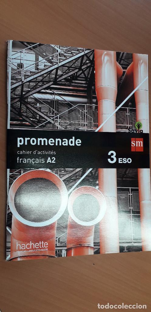 11-00667-ISBN-9-788467-578010 - PROMENADE -FRANCES - 3º ESO (Libros Nuevos - Libros de Texto - ESO)