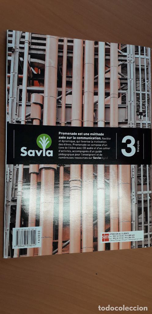 Libros: 11-00667-ISBN-9-788467-578010 - PROMENADE -FRANCES - 3º ESO - Foto 2 - 276176218