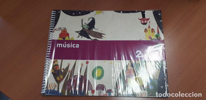 11-00668-ISBN-9-788467-575187 -MUSICA -2º PRIMARIA (Libros Nuevos - Libros de Texto - Infantil y Primaria)