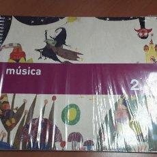 Libros: 11-00668-ISBN-9-788467-575187 -MUSICA -2º PRIMARIA. Lote 276176348