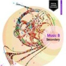 Libros: MUSIC B ANDALUCIA ING. LIBRO DEL ALUMNO.. Lote 276665018