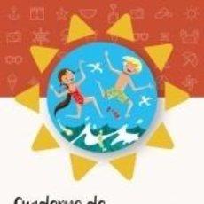Libros: CUADERNO DE VACACIONES 3. Lote 276791518
