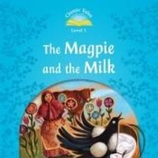 Libros: CLASSIC TALES 1. THE MAGPIE & MILK MP3 PACK 2ND EDITION. Lote 276994273