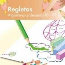 Libros: REGLETAS 3. ALGORITMOS Y DECENAS (0-99). Lote 277560113