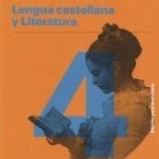 Libros: LENGUA CASTELLANA Y LITERATURA A 4 ESO. EDICIÓN PARA ANDALUCÍA. Lote 277715258