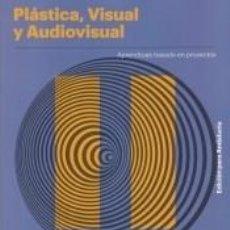Libros: PLÁSTICA, VISUAL Y AUDIOVISUAL II ESO ANDALUCÍA. Lote 277722468