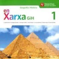 Libros: EN XARXA GIH 1. Lote 277726758