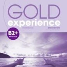 Libros: GOLD EXPERIENCE 2ND EDITION B2+ WORKBOOK. Lote 277764203