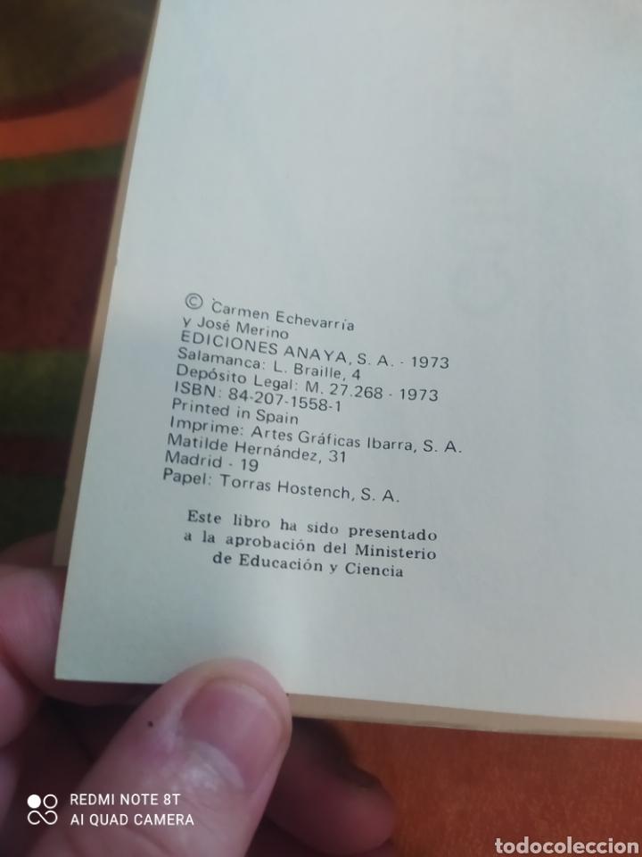 Libros: INGLÉS 7 E.G.B. ANAYA - Foto 3 - 278171213