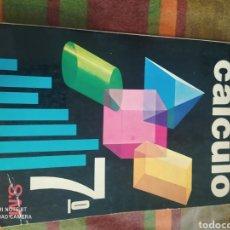 Libros: LIBRO CÁLCULO 7 E.G.B.. Lote 278171908