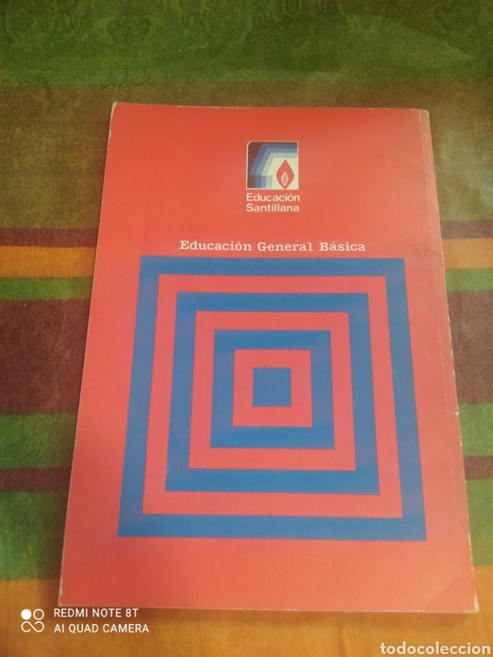 Libros: CUADERNO DE TRABAJO INGLÉS 6 E.G.B. SANTILLANA - Foto 2 - 278172373