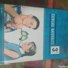 Libros: CIENCIAS NATURALES 3 E.G.B.. Lote 278174943