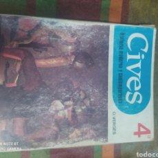 Libros: HISTORIA MODERNA Y CONTEMPORÁNEA 4. Lote 278175968