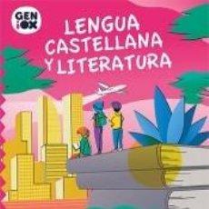 Libros: LENGUA CASTELLANA Y LITERATURA 4.º ESO. GENIOX LIBRO DEL ALUMNO (ANDALUCÍA). Lote 278696073