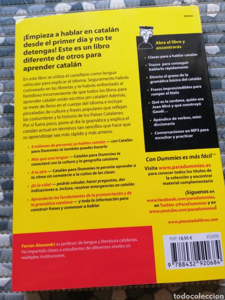 Libros: Catalan para Dummies - Foto 2 - 282872253