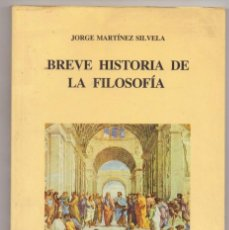 Libros: LIBRO BREVE HISTORIA DE LA FILOSOFIA. Lote 284624433