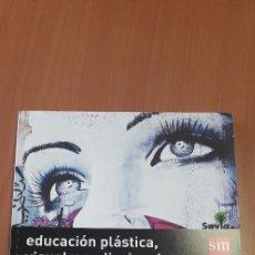 Libros: 11-00712-ISBN-9-788467-587005- EDUCACION PLASTICA - 4 ESO. Lote 285807198