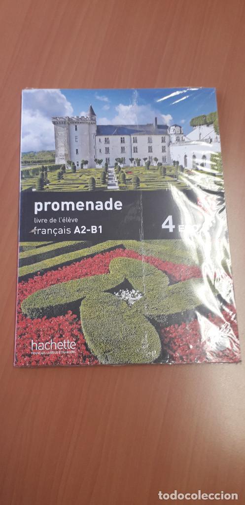 11-00709-ISBN-9-788467-578034 - PROMENADE -FRANCES - 4º ESO (Libros Nuevos - Libros de Texto - ESO)