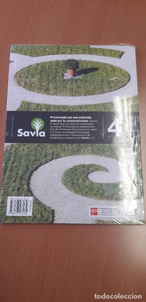 Libros: 11-00709-ISBN-9-788467-578034 - PROMENADE -FRANCES - 4º ESO - Foto 2 - 285807498