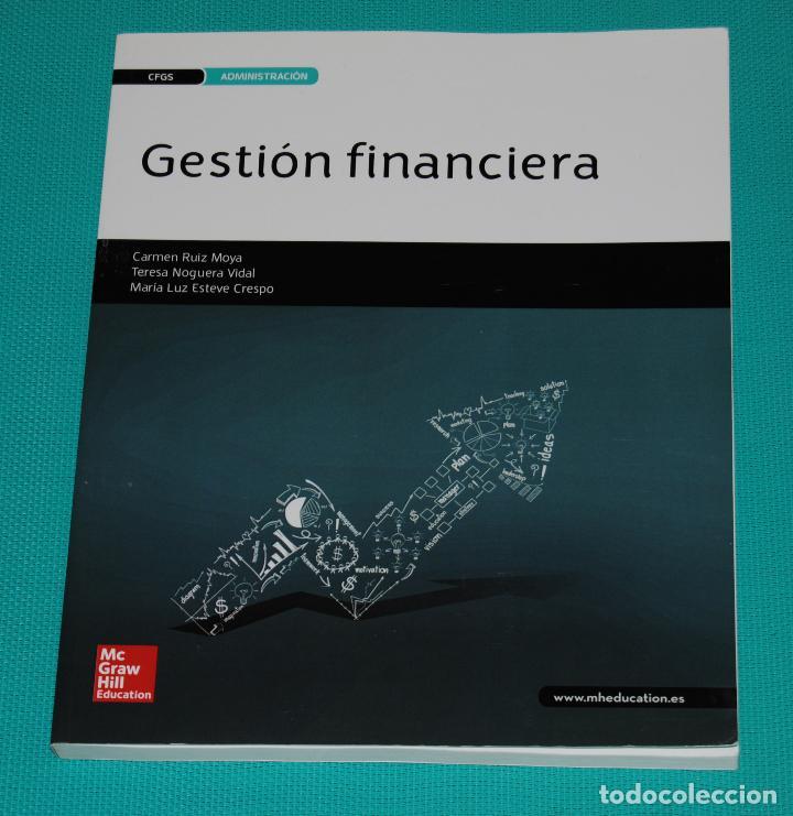 GESTIÓN FINANCIERA (Libros Nuevos - Libros de Texto - Ciclos Formativos - Grado Superior)