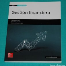 Libros: GESTIÓN FINANCIERA. Lote 286982163