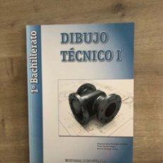 Libros: LIBRO 1 BACHILLER DIBUJO TECNICO. Lote 287412858