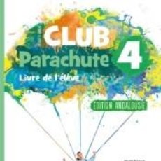 Libros: CLUB PARACHUTE 4 PACK ELEVE ANDALUCIA. Lote 288034783